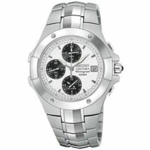 Seiko Coutura Men's Quartz Stainless Steel Watch (SNAE55) 100M - $197.99