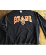 Rare Chicago Bears Sweatshirt Made In The Usa Mint Vintage Medium - $25.64