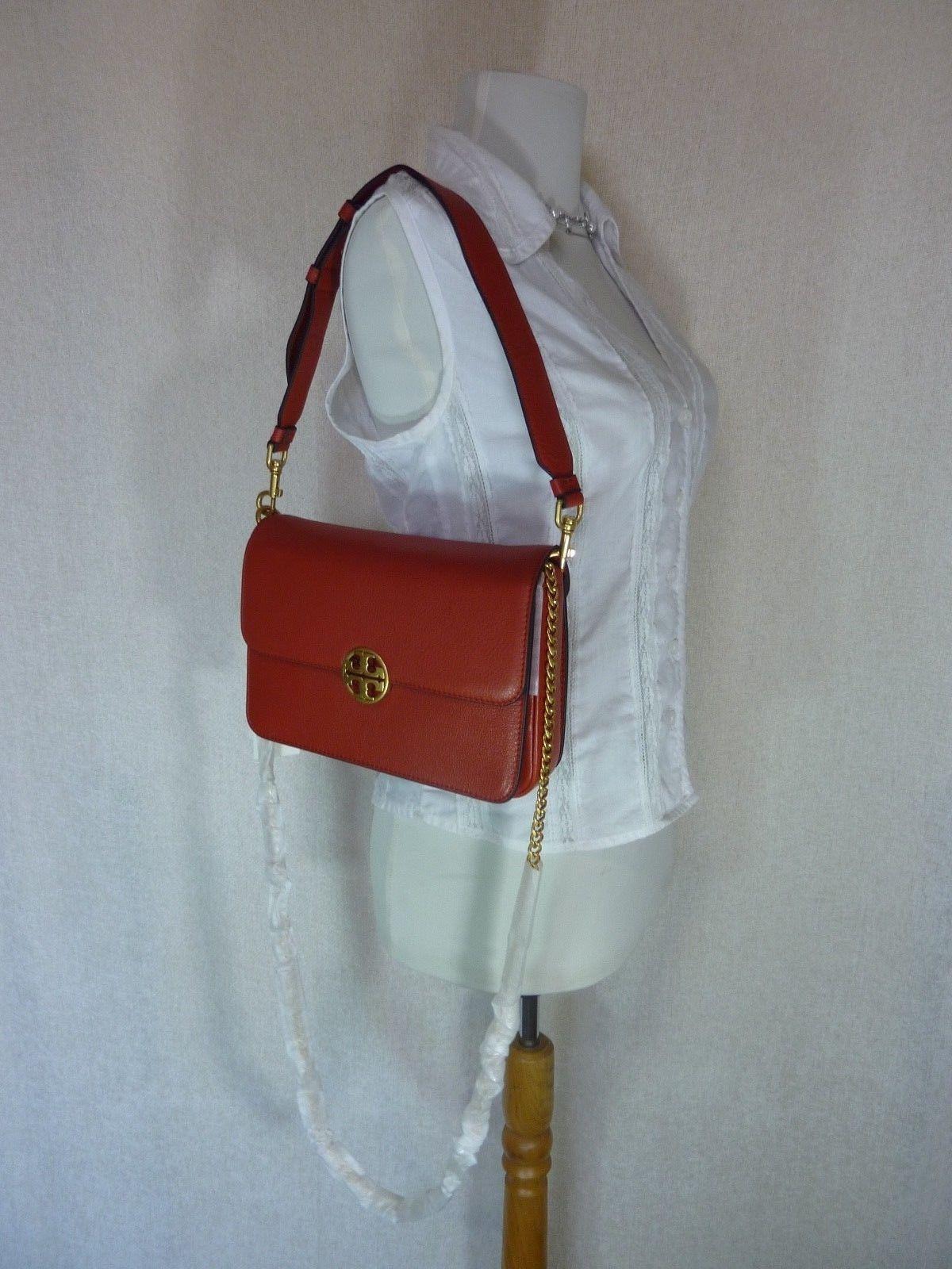 NWT Tory Burch Kola Chelsea Convertible Shoulder Bag  - $498 image 2