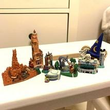 Disney parade Diorama figure Miniature set Tower of teller haunted Mansi... - $98.01
