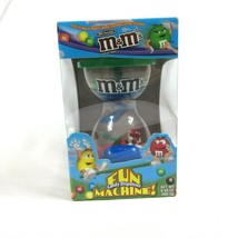 M&M's World Fun Machine Candy Dispenser Red Character Seesaw & Slide New... - $14.99