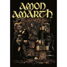 Amon Amarth Poster Flag Thor  - $12.99
