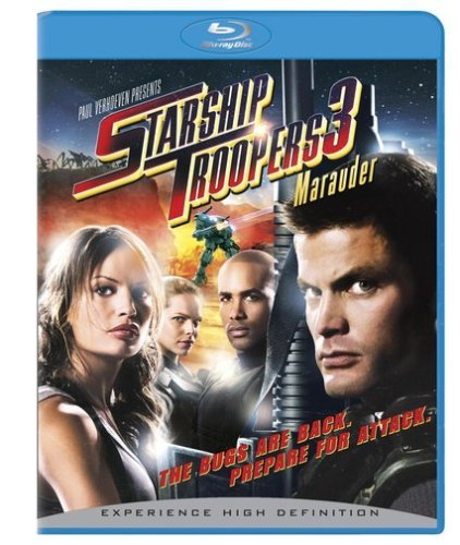 Starship Troopers 3: Marauder [Blu-ray] (2008)