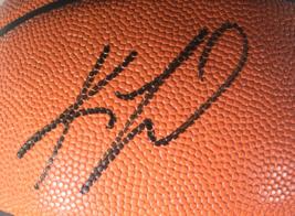KAWHI LEONARD / 2019 NBA FINALS MVP / AUTOGRAPHED FULL SIZE NBA BASKETBALL / COA image 2