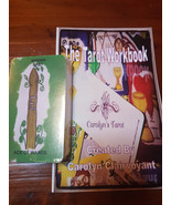 Carolyn Clairvoyant's Tarot deck and Tarot Workbook - $75.00