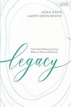 Legacy - Bible Study Book: How One Ordinary Life Can Make an Eternal Dif... - $6.92
