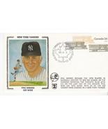 NEW YORK YANKEES PHIL NIEKRO WINS 300 TORONTO CANADA 1985 Z SILK  - $2.98