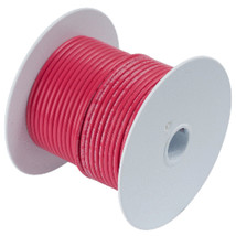 Ancor Red 6 AWG Battery Cable - 100' - $117.37