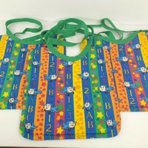 Lot of 3 new handmade jay jay jet plane Bibs homemade - $14.85