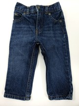 Carters Straight Leg Jeans Boys Size 12 - $5.93