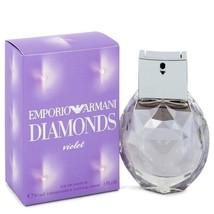 Emporio Armani Diamonds Violet by Giorgio Armani Eau De Parfum Spray 1 o... - $52.07