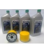 John Deere Repl Double Oil Change Kit - (4) TY22029 + (2) AM125424 - $34.95