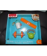 Fisher-Price Baby Biceps Gift Set-Work Out Baby Biceps Workout Set NEW - $39.60