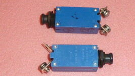 EATON 4001-001-25 Aircraft Circuit Breaker Thermal 1-POLE 25A 120V/30V switch - $79.00