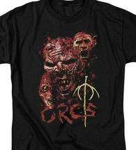 The Lord of the Rings Orc's Middle Earth Sauron Saruman graphic t-shirt LOR2010 image 3