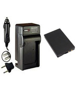 IA-BP80WA Battery + Charger for Samsung SC-DX205, VP-DX100, VP-DX103, VP... - $22.47