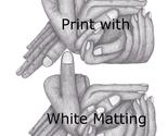Vertebrae final   print with white matting thumb155 crop