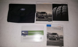 2013 Ford E-Series Owners Manual 00132 - $24.70
