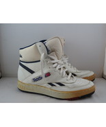 Vintage Reebok High Tops - The Athlete's Shoe - Men's Size 8.5 - $149.00