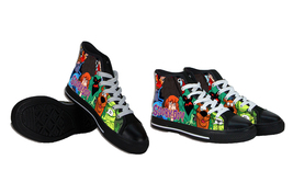 Scooby Doo Monsters shoes - $69.71 CAD