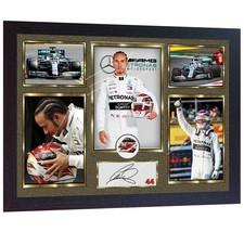 *** NEW F1 WORLD CHAMPION Lewis Hamilton signed autographed photo print ... - $21.68