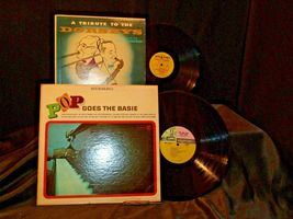 Pop Goes the Basie and A Tribute to the Dorseys AA-192017 Collectible image 10