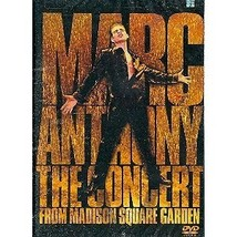 Marc Anthony The Concert DVD - $10.95