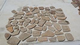 FIELDSTONE  concrete plastic mold ....Make stone For $.35 sqft - $29.65
