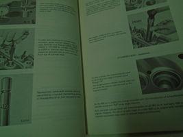 1971 GM 381 & 466 cu In Diesel Engine Clutch Service Repair Shop Training Manual image 5