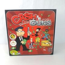 Cash 'N Guns 2nd Edition Ludovic Maublanc 30 Minute Game Kovalig Repos - $24.73