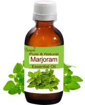 Marjoram Pure Natural Uncut Essential Oil 50 ml Origanum marjorana by Bangota - $26.78