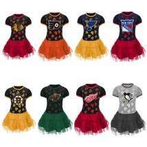 "Girls 4-6x Reebok Official NHL ""Love to Dance"" Team Tutu Dress NWT $45 H... - $24.99"