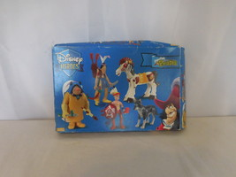 Disney Peter Pan Pirates Heroes Indians + Horse +  Poseable Figures Play... - $163.02