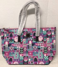 Disney It's a small World Shopper Tote Bag by Dooney & Bourke  Rare'' - $296.98