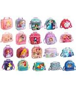 Disney Store Lunch Tote Box Princess Frozen Tinker Bell Aurora Jasmine M... - $49.45+