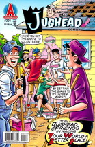 Archie's Pal Jughead Comics #201 VF/NM; Archie | save on shipping - details insi - £1.97 GBP