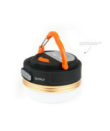 LED Camping-Laterne USB Aufladbar LED Nachtlicht 3 W Zelt Lampe Camping ... - $10.88