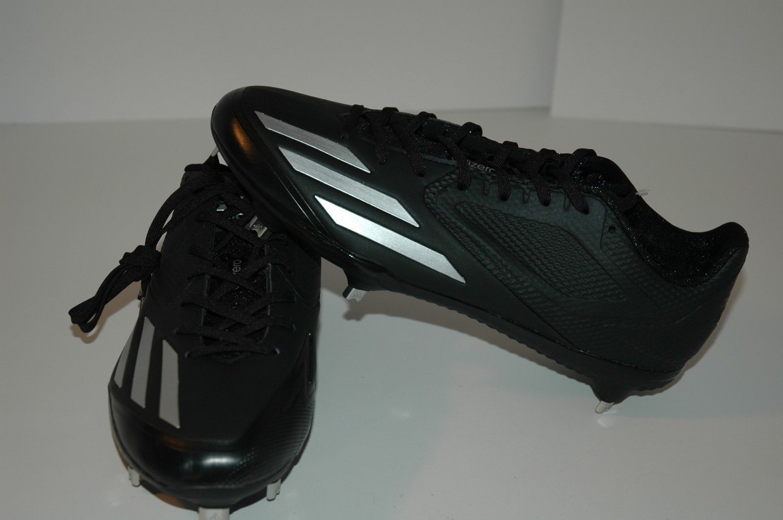sale retailer 95645 30ea7 Adidas Adizero Afterburner 3 Metal Baseball Cleats Q16563 FREE PRIORITY