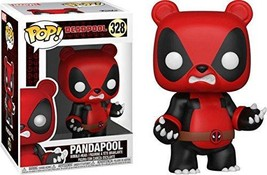 Funko Pop! Deadpool Pandapool Hot topic exclusive # 328 - $65.08