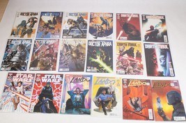 LOT OF 18 Star Wars Doctor Aphra, Darth Maul, Star Wars Annual Lando Com... - $35.99
