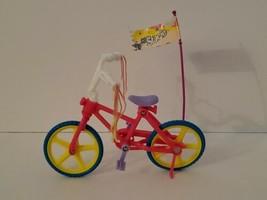Stacie Barbie's Littlest Sister ON-THE-GO Bike Bicycle Bike Mattel Vintage 1993 - $19.99
