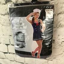 Marinaio Dolce Adolescenti TAGLIA S 3-5 Costume Halloween Cosplay Includ... - $24.73