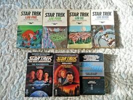 Group Of Star Trek Space Books - $22.50
