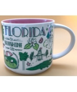 Starbucks 2018 Florida Been There Collection Coffee Mug NEW IN BOX - $24.20