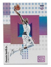 2017-18 Panini Status Dennis Smith Jr Rookie Card #140 - $1.24