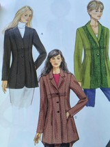 Butterick Sewing Pattern 6103 Ladies Misses Jacket Size 6-14  New - $17.13
