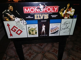 elvis 25th anniversary collectors edition manopoly brand new - $49.99