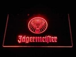 "Jagermeister  Neon Light Sign 15.5""x12"" Beer Bar Pub  - $29.99"