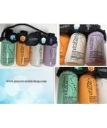 Vitabath Gift Set Body Wash 4-2 OZ Bottles Spearment Orange Coconut Lave... - $9.99