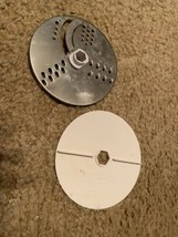 Black Decker FP1445 Food Processor Discharge Plate Disc Replacement & Di... - $19.79
